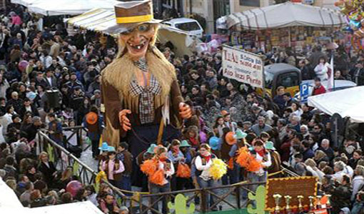 Festa della Segavecchia a Misano Adriatico