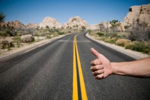 10 consigli per viaggiare gratis - passaggi in auto