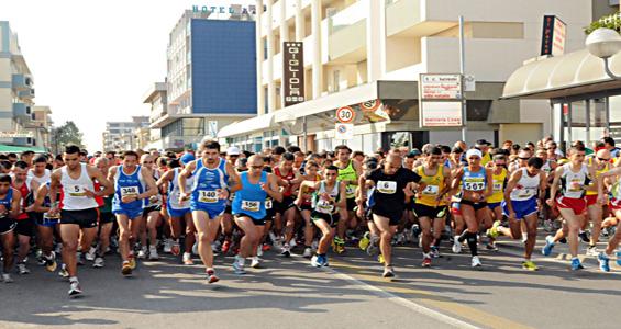 40° Maratonina dei Laghi Bellaria Igea Marina