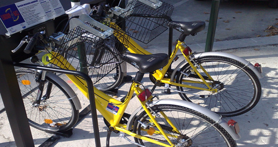 Bike sharing in provincia di Rimini