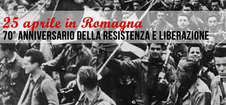 festa della liberazione in Romagna