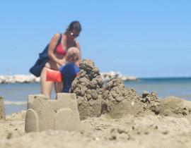 bellaria spiaggia