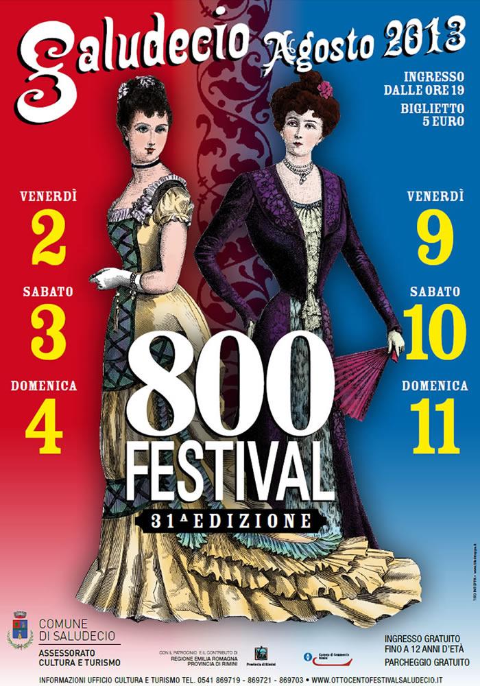 festival 800 saludecio
