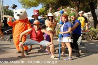 Cartoon Club 2013 Cosplay
