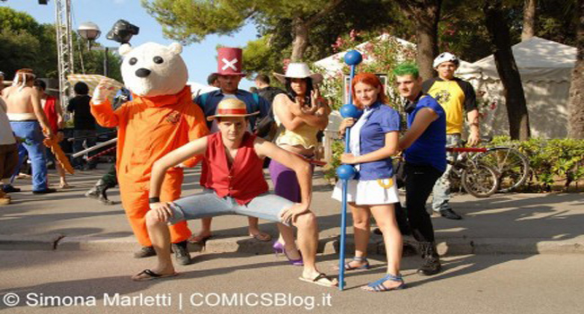 Cartoon Club 2013 Cosplay