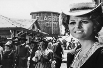 Claudia Cardinale ospite a Rimini