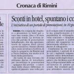 info alberghi sul Corriere