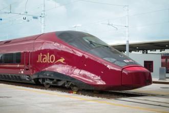 Dal 15 dicembre 2013 Italo ferma a Rimini