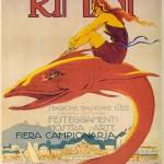 Rimini, manifesto balneare 2013 1