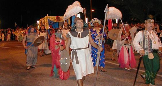 Festival dei Saraceni 2012