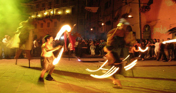 Festival Artisti in Piazza- Pennabilli