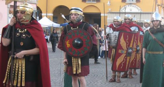 GEMINA nell'Anfiteatro romano di Rimini