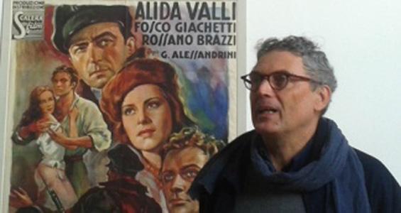 Rimini - Il cinema dipinto di Carlantonio Longi