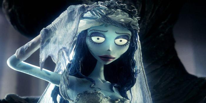 sposa cadavere, costume di halloween