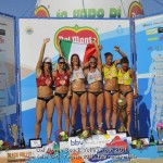Info Alberghi Srl sostiene Laura Cavalluzzi, la regina del beach volley 1