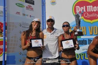 Info Alberghi Srl sostiene Laura Cavalluzzi, la regina del beach volley 3
