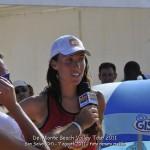Info Alberghi Srl sostiene Laura Cavalluzzi, la regina del beach volley
