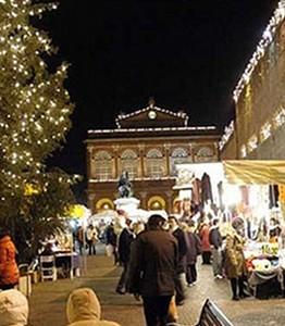 Rimini luminarie di Natale