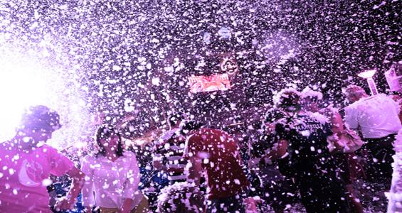 Notte rosa dei bambini 2012