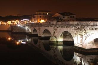 Rimini ponte tiberio
