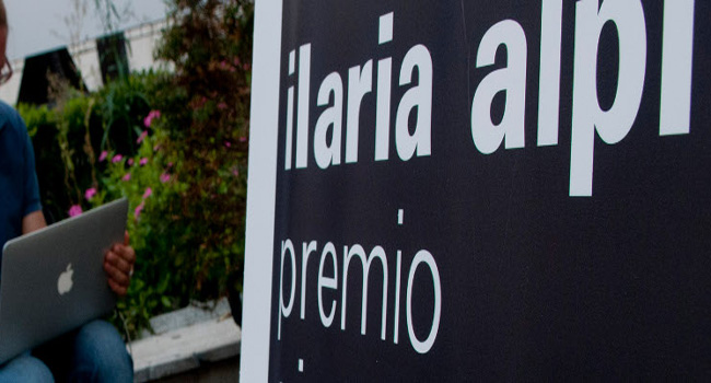 Premio Ilaria Alpi 2013