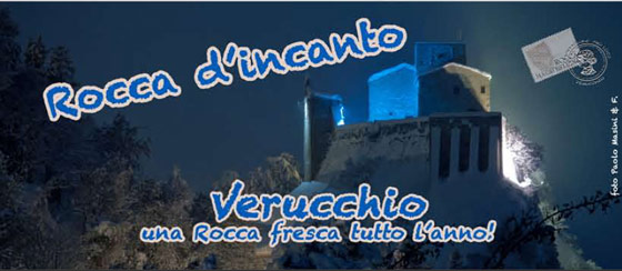 Rocca d'Incanto a Verucchio