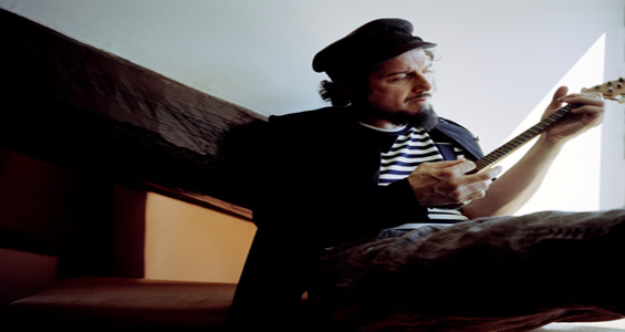 Vinicio Capossela al Premio Ilaria Alpi