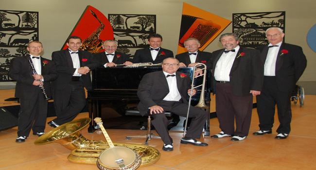 Rimini Jazz 2013 - Swiss Yerba Buena Creole Rice Jazz Band