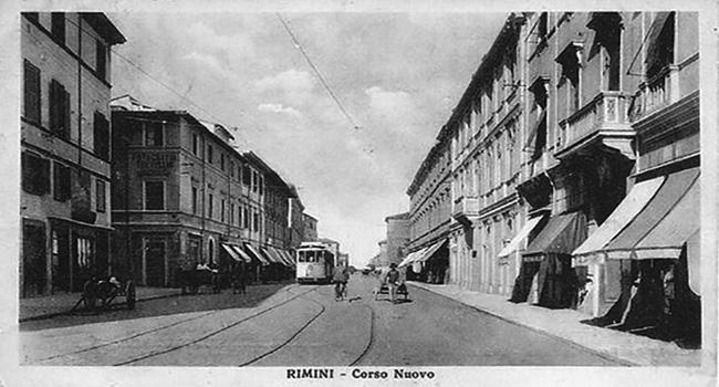 Rimini dal vero: i primi film sulla Rimini perduta di inizio Novecento