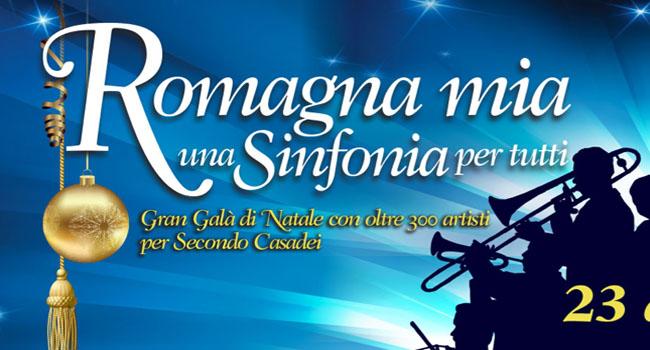 Romagna mia, concerto del 23 dicembre