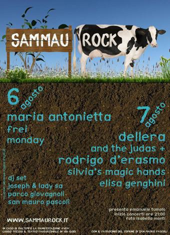Sammaurock 2012- locandina
