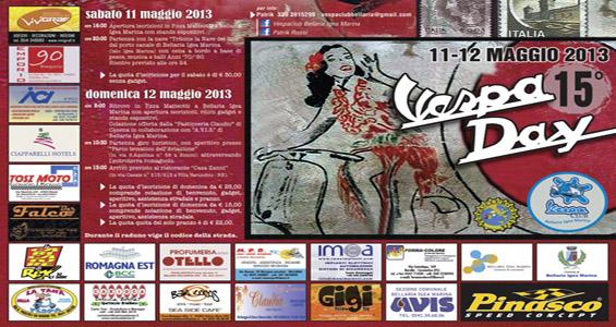 Vespa Day 2013