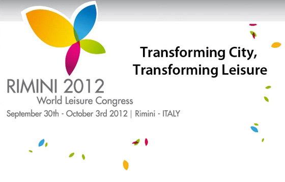 World Leisure Congress 2012 a Rimini