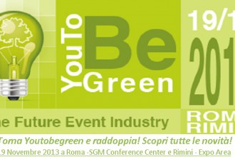 Youtobegreen 2013