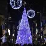 Al Riccione Christmas Village 2015, la pista di pattinaggio più lunga d'Europa