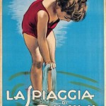 Rimini, manifesto balneare 2013 2