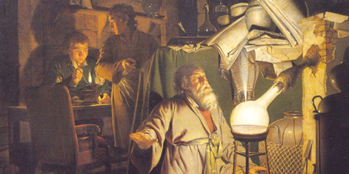 alchimie alchimia