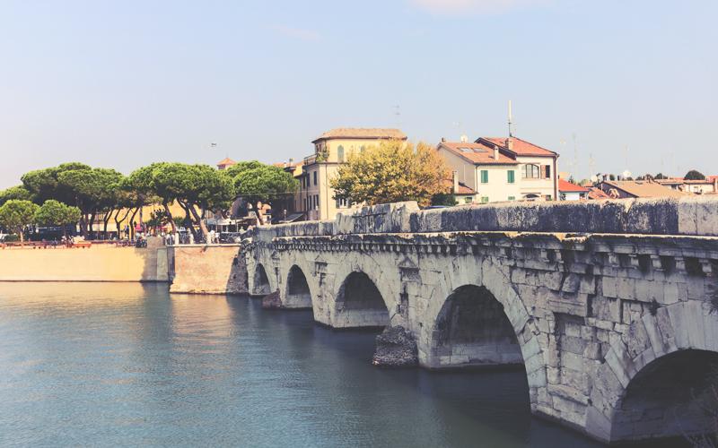 antico ponte di tiberio
