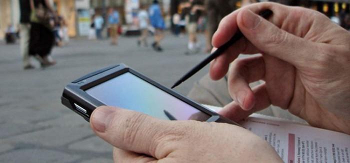 viaggi e app per smartphone