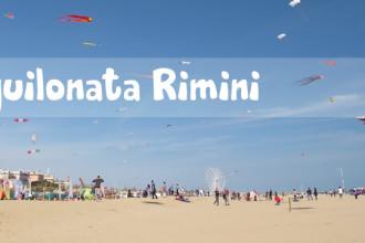 Aquilonata sul mare a Rimini 2015