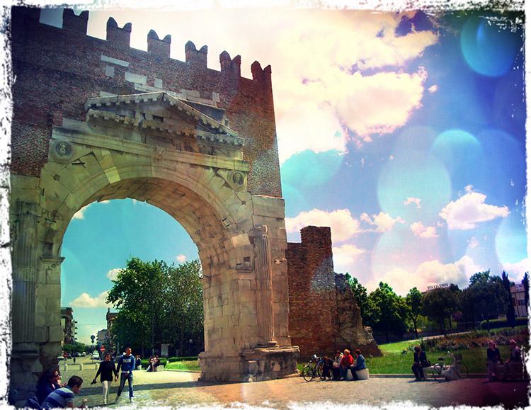 arco di Rimini
