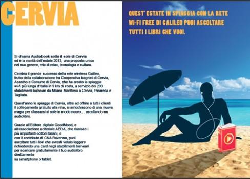 cervia spiaggia wifi gratis