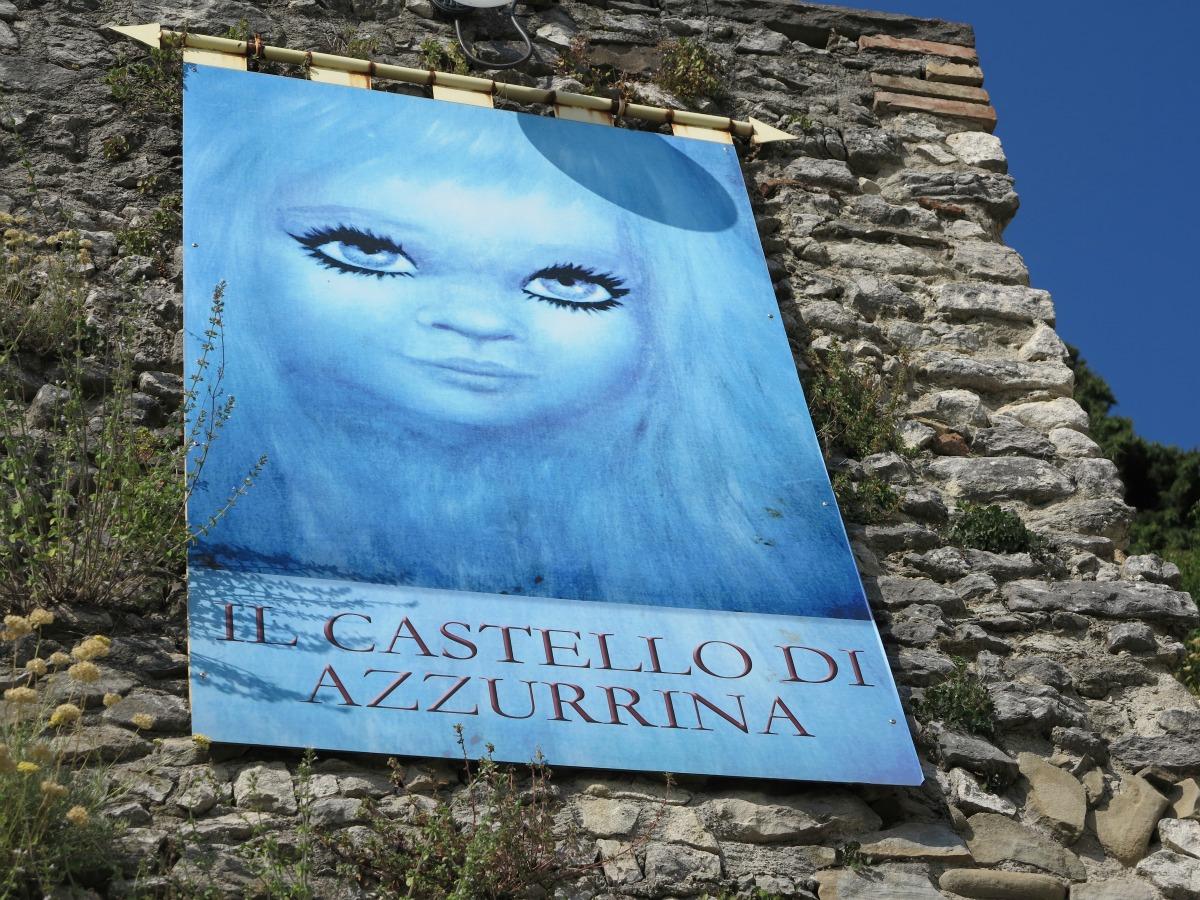 Castello di Montebello e leggenda di Azzurrina