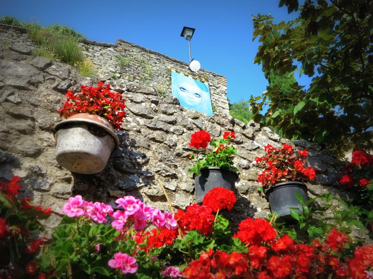 Leggenda di Azzurrina al castello di Montebello