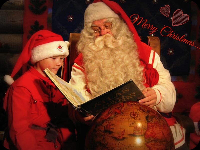 Babbo Natale in Riviera Romagnola