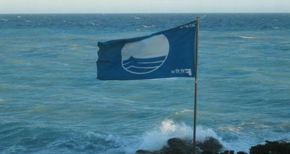 Estate Riviera 2012 bandiera blu