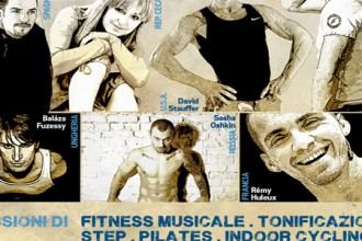 Blue Fitness 2012