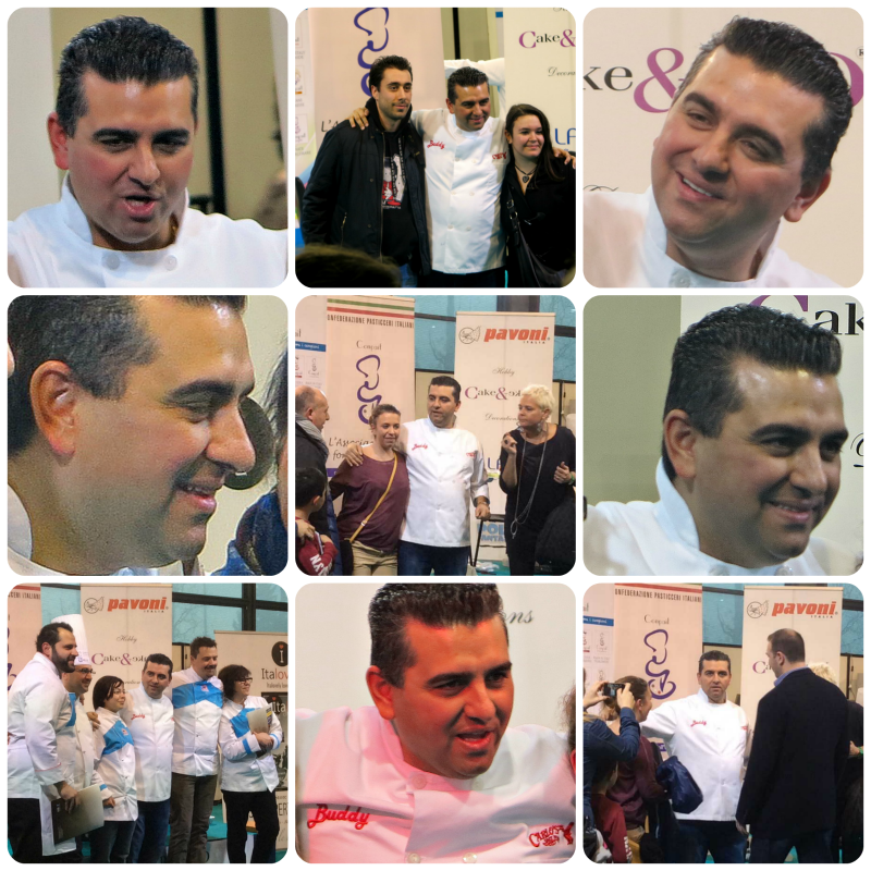 Buddy Valastro Collage