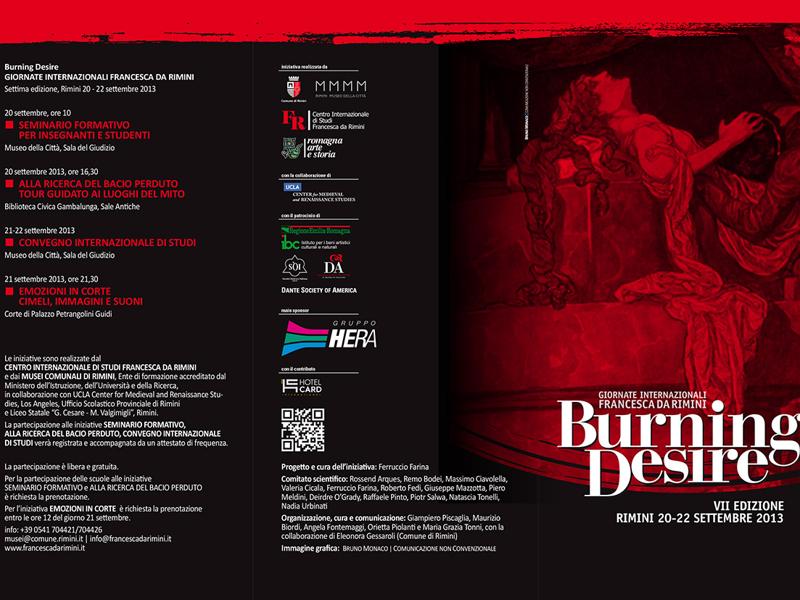 Burning desire francesca da rimini 2013