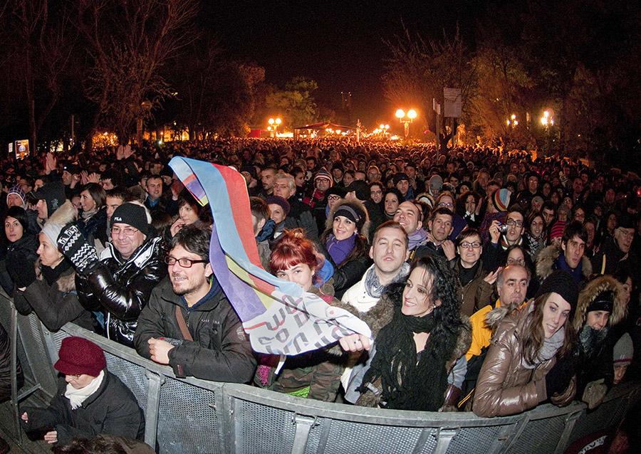 Notte di san silvestro 2012 a rimini il capodanno pi for Capodanno rimini